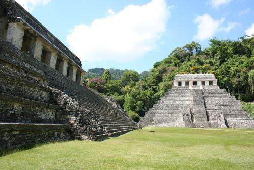 La ciudad maya de Palenque