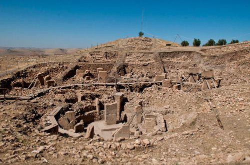 Vista de Göbleki Tepe. Fuente: Wikipedia